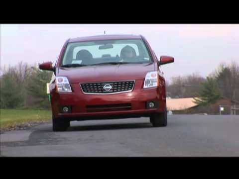 2007-2009 Nissan Sentra Pre-Owned Vehicle Review