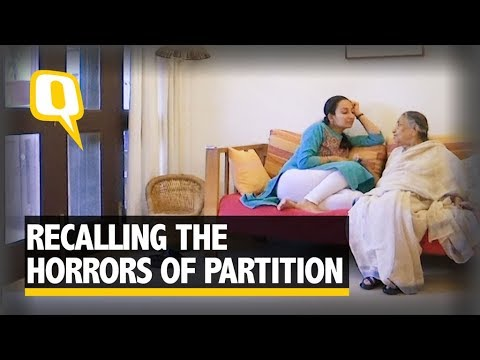 'Lost Touch with Family in Pak' Recalling the Horror of Partition