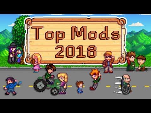 Best Stardew Valley Mods 2018