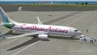 FS2004 | Ifly Caribbean Airlines