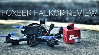 FOXEER FALKOR REVIEW WITH DVR 🔥🔥🔥 | BEST FPV CAMERA ??? 😮