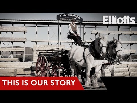Helping You Build For More Than 175 Years | Elliotts Builders Merchant
