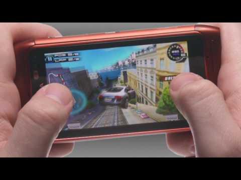 Asphalt 5 - Nokia N8 - Game Trailer