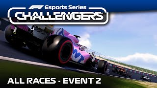 EVENT 2 • PS4 • F1 Esports 2021 Challengers