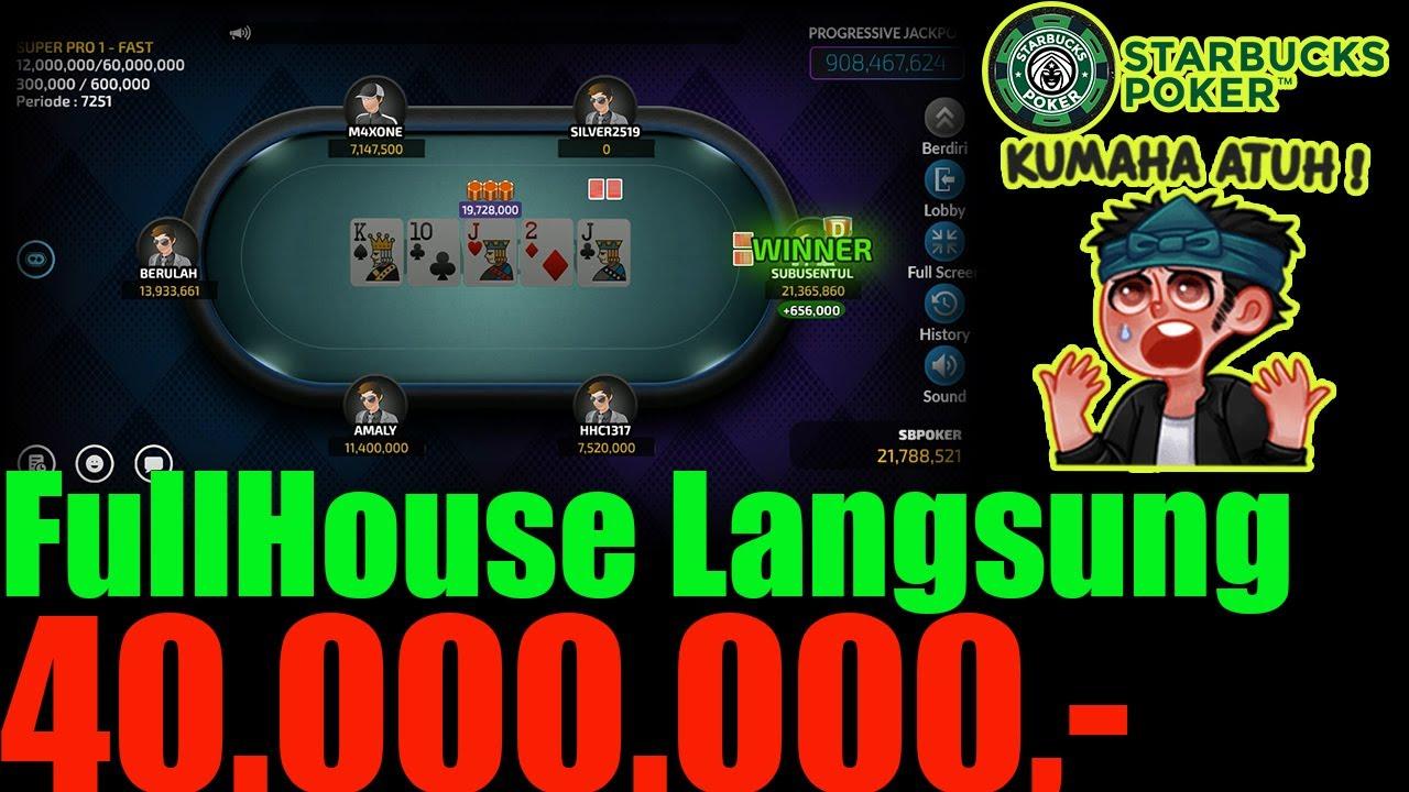 Poker Spiel