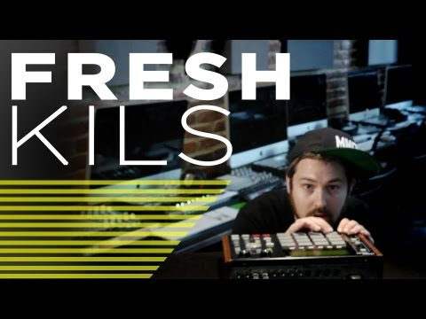 The Akai MPC: A Closer Look w/ Toronto's Fresh Kils (Producer / Performer / Engineer)