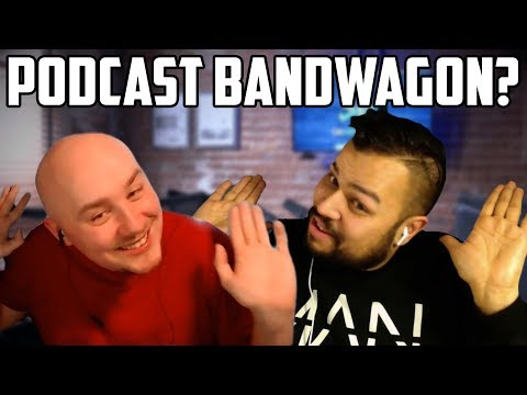 Are we Jumping on The Podcast Bandwagon?  Oxfam In Prostitute Scandal ! The Dan & Jase Podcast 2
