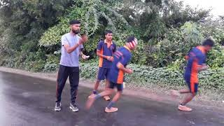 S.S.C bharti (G.D)   5 k.m raning Boy's .9765507080