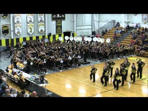Riverside HS Regiment Macho Man Centerfold Barbra Ann Free Ride Land of a 1000 Dances Halls of Ivy