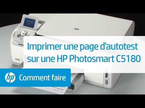 imprimante hp photosmart c5180