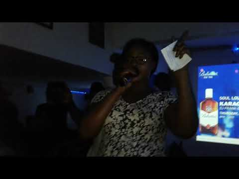 Shy Karaoke Winner @ Soul Lounge Escape one Mikocheni