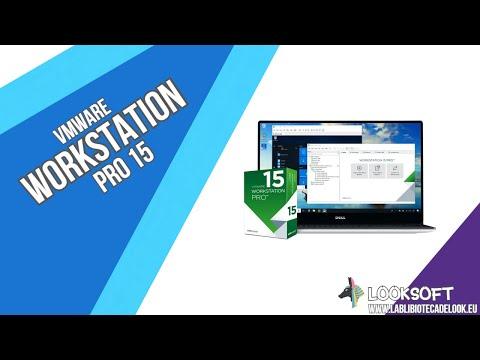 Descargar VMware Workstation Pro 15 Desatendi…