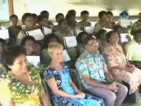 Investing in Women's Community-Based Businesses - Fiji TV - July 2013