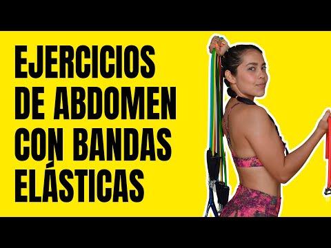 Ejercicios de Abdomen con Bandas Elásticas | Ser Fitness 💪