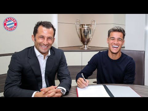 Philippe Coutinho completes move to FC Bayern