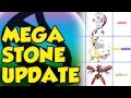 ALL Unavailable Mega Stone Distribution Details! Pokemon Sun and Moon