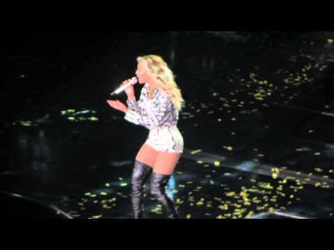 """DreaO.com  Exclusive:Beyonce Performs """"XO"""" Live For The First Time in Chicago DreaO.Com 2013"""