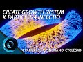 Creating Growth System X-Particles 4 Infectio