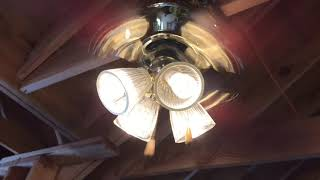 Walmart Impressions Ceiling Fan HD Remake