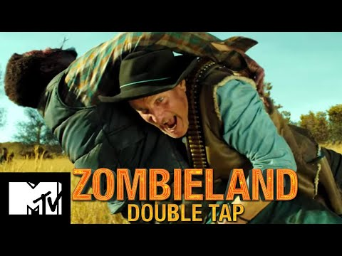 ZOMBIELAND: DOUBLE TAP - Red Band Trailer | MTV Movies