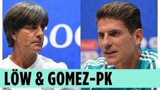 🔴 jogis plan gegen schweden – die pressekonferenz zum zweiten gruppenspiel - bild live 22.06.18