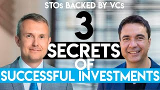 3 Secrets Of  Successful STO Investments - iBlock TV