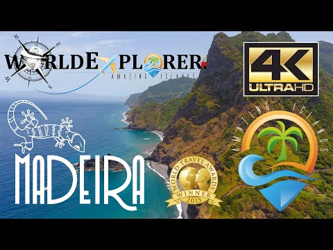 Madeira 2017 4K places that you must see (drone)
