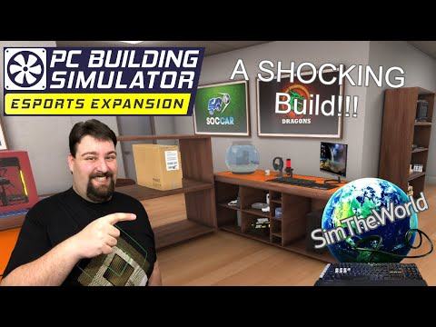 Be Sure to Check Your POWER CORDS Tonight! - PC Building Simulator Esports Expansion Ep. 40 |