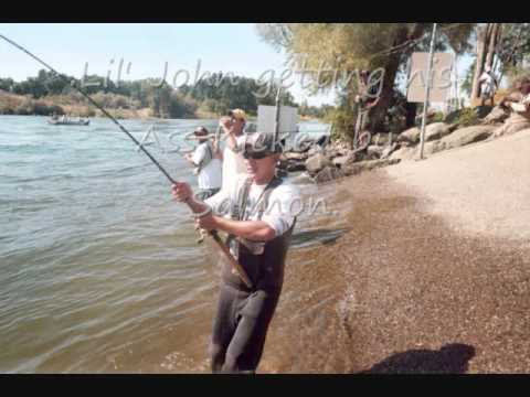 Salmon fishing oroville ca youtube for Salmon fishing in california