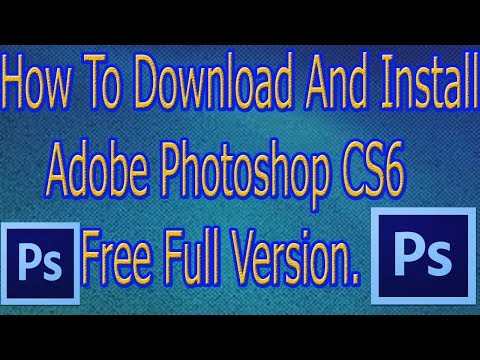 Adobe photoshop download completo gratis trial cs6 full version