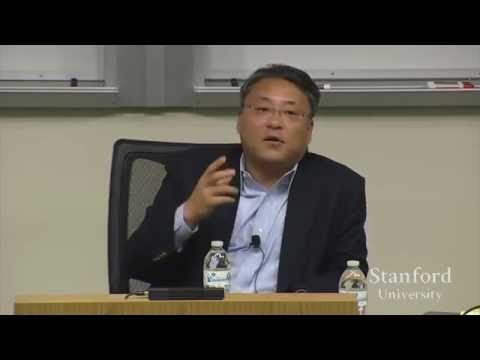 Stanford Seminar - Korean Ecosystem as a Growth Vehicle for Silicon Valley Startups