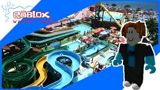 Robloxian WaterPark Holidays
