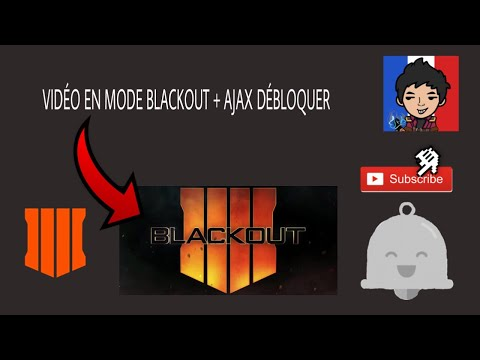 BO4 BLACKOUT+AJAX !!!