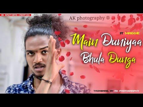 Maggie   Main Duniya Bhula Doonga   Alok D    Aashiqui   Kumar Sanu   Ak Brothers Creation