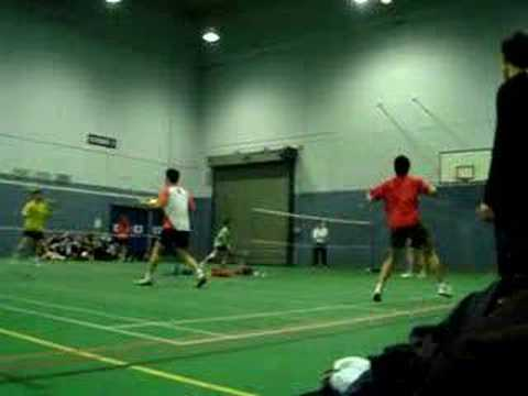 Cai/Fu Practice All England 2007