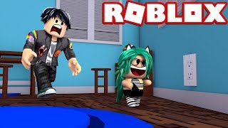 THE WORLD'S WORST BABY à ROBLOX😨😱