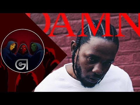 Kendrick Lamar Made Us Say DAMN (Damn Review)