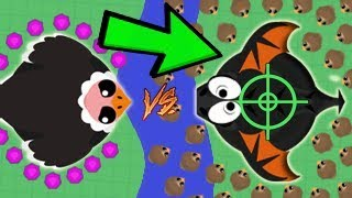 MOPE.IO BIGGEST OSTRICH ARMY // 100 MINIONS vs ALL! Ostrich +Mammoth Trolling Funny Moments (Mopeio)