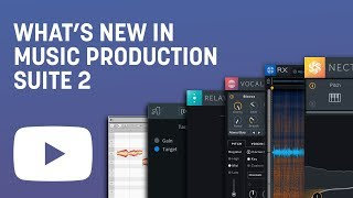 What's New in Music Production Suite 2?