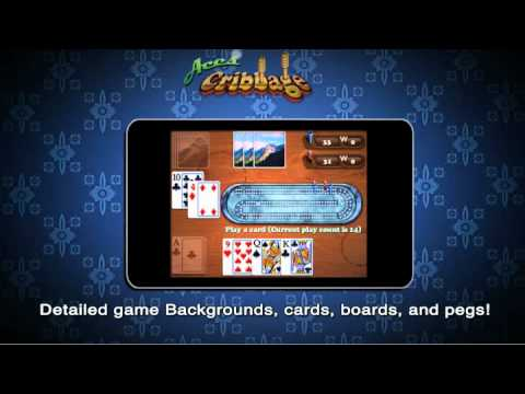 aces cribbage android