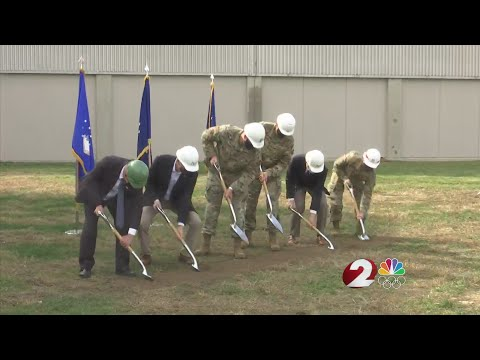 National Air and Space Intelligence Center breaks ground on $153 million updated facilities