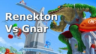 Renekton Vs Gnar Commentary
