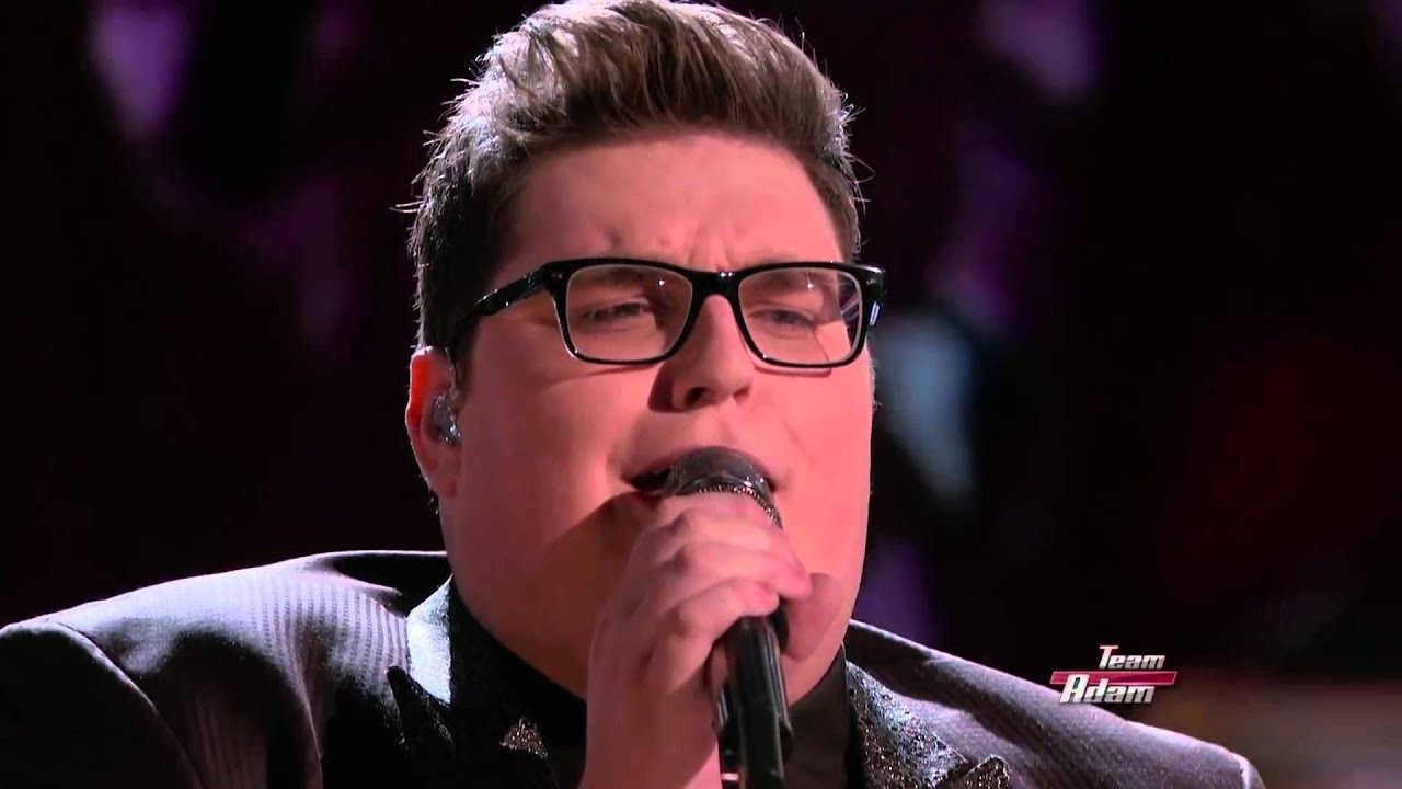 Jordan Smith - Somebody to Love The Voice Live! (Lyrics in ...