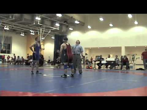 2010 Queens Open: 54 kg Ben Spitzke vs. ?