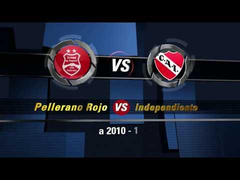 resumen cat 010 pellerano rojo vs independiente