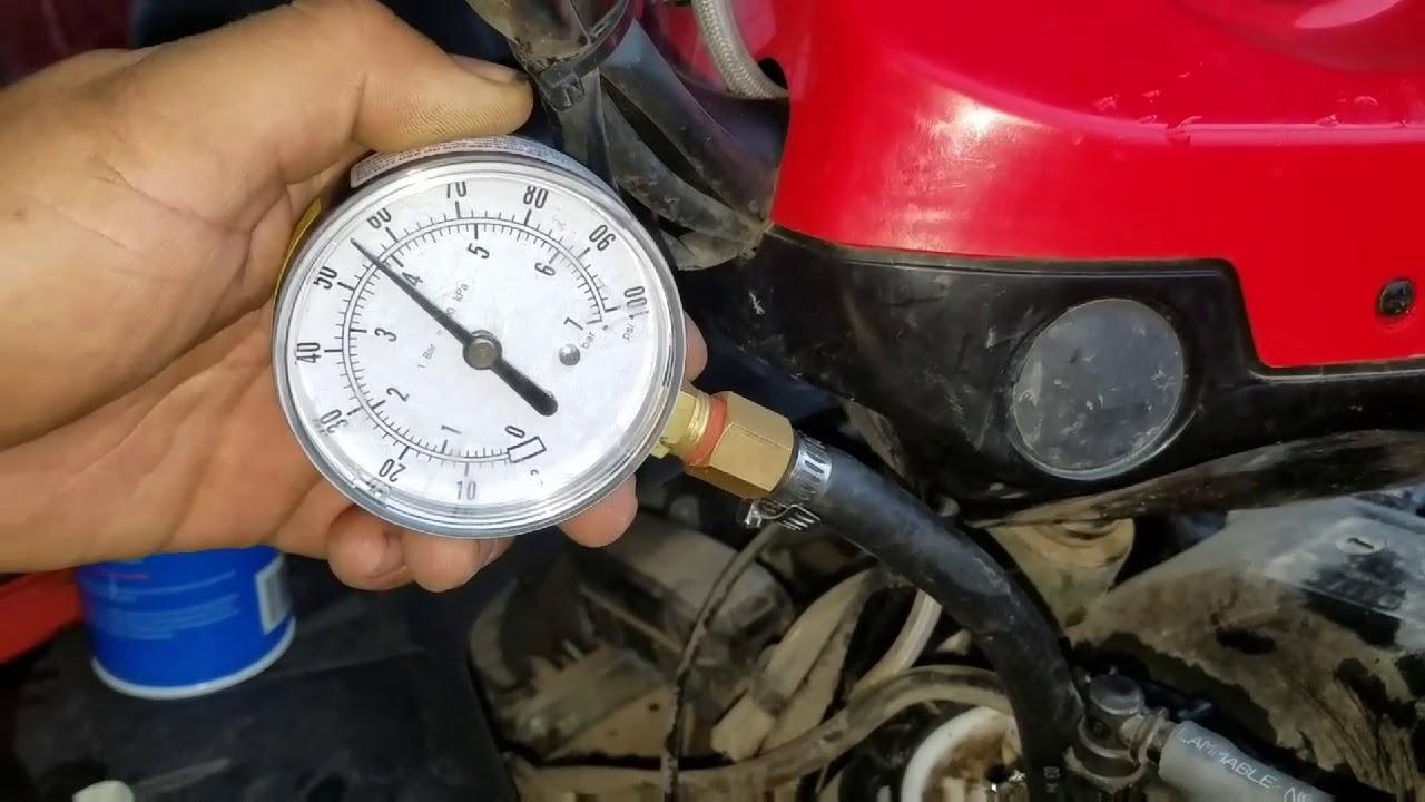 medium resolution of polaris sportsman 570 fuel problem fixed