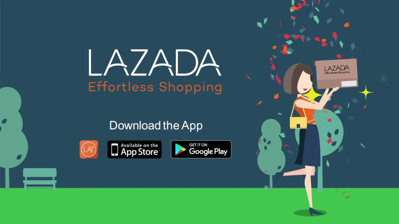 Download Lazada Mobile App now! - YouTube