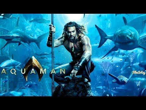 Aquaman Comic-Con Teaser Trailer - SDCC 2018   ANNOUNCEMENT