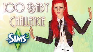 Let's Play The Sims 3: 100 Baby Challenge | Part 1 - Meet Katina!