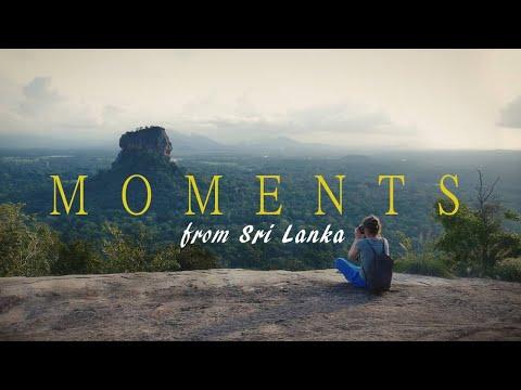 MOMENTS from Sri Lanka